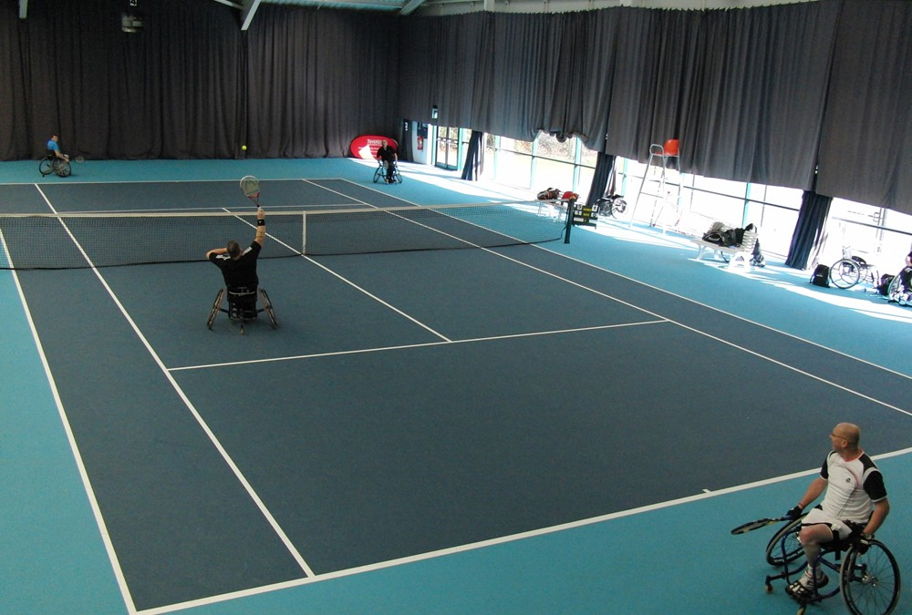 Nottingham Wheelchair Tennis Open